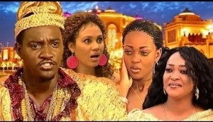 Video: The King Is Mine - Latest Nigerian Nollywood Movies